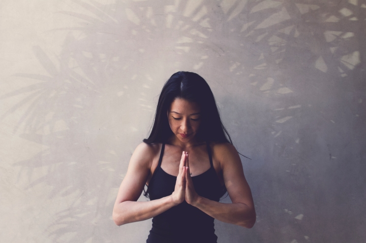 Yoga Portraits in LosAngeles
