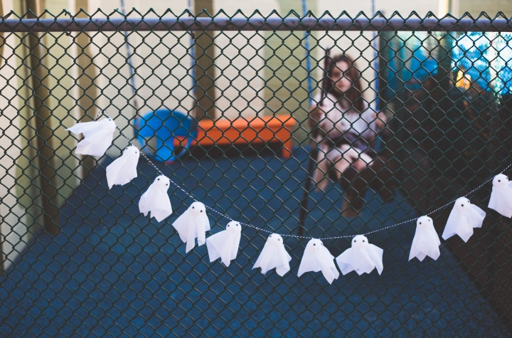 Halloween Birthday Party Santa Monica - Los Angeles - Shannon M West Photography - Kids birthday party photographer