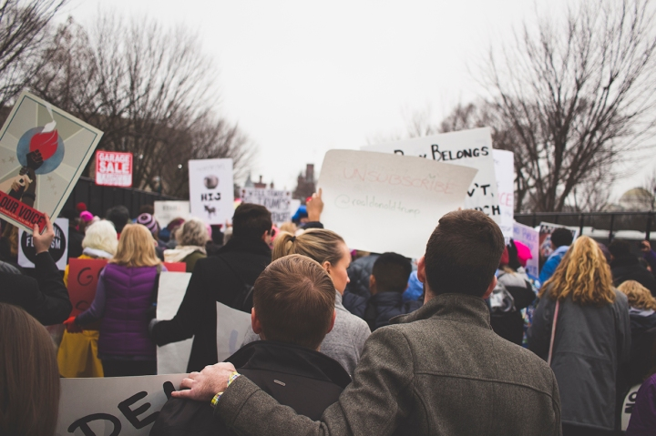 womens march washington d.c. dc love equality protest photography photographer event new york brooklyn women march on washington signs shannon m west photography