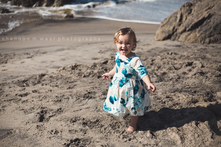 Evalyn and Friends | A Beach Family Photo Session | Leo Carrillo, Malibu