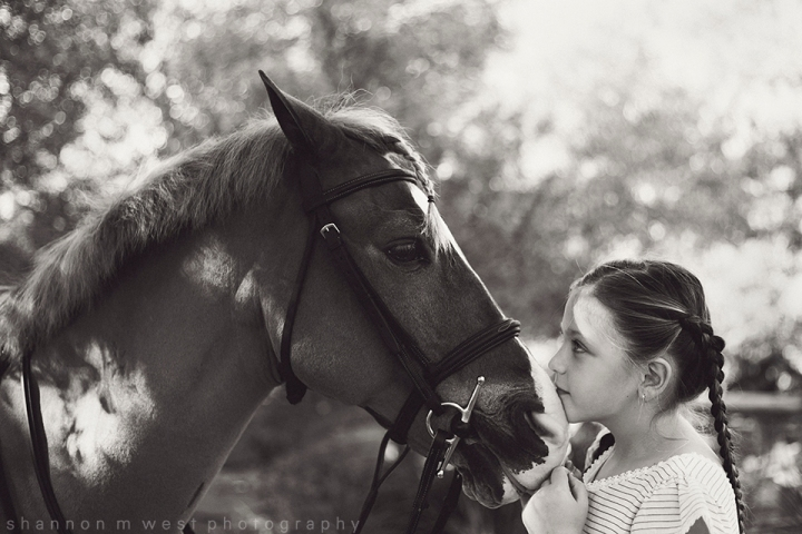 A New Babe and a Pony | Family Portrait Session | Brentwood, Los Angeles