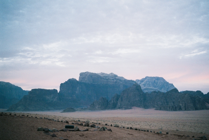 Jordan in 35mm | Petra & Wadi Rum